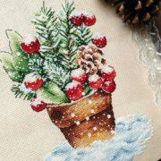 Зимние_ягоды
