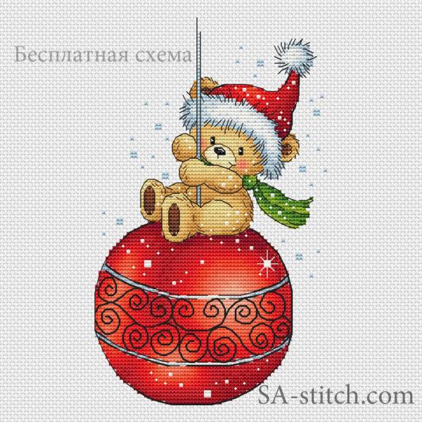 Новогодний_мишка