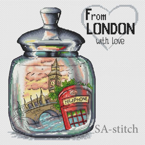 Из Лондона с любовью