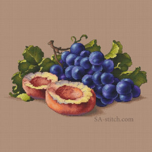Натюрморт_с_виноградом