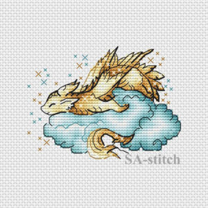 Sleeping dragon gold