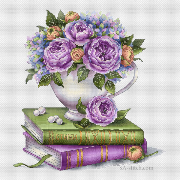 Розы и книги